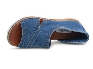 83246000db0c Rifľové a džínsové dámske topánky - mustang shoes