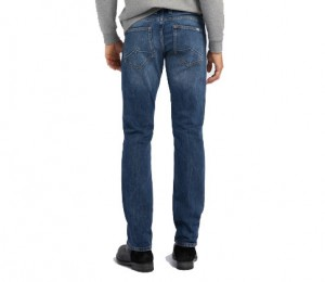 Jeansy pánske Mustang Chicago Tapered   1008742-5000-803