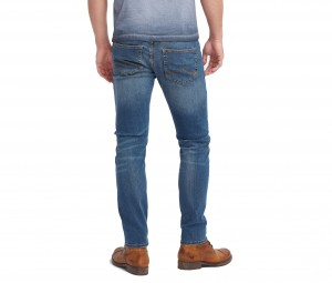 Jeansy pánske Mustang Oregon Tapered  3116-5764-068 *