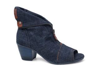 Jarné dámske topánky Mustang - mustang shoes 132fcae8d46