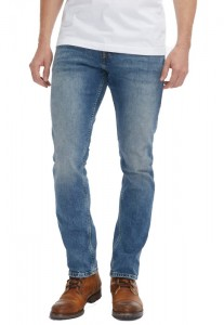Jeansy pánske Mustang Chicago Tapered   1007219-5000-423