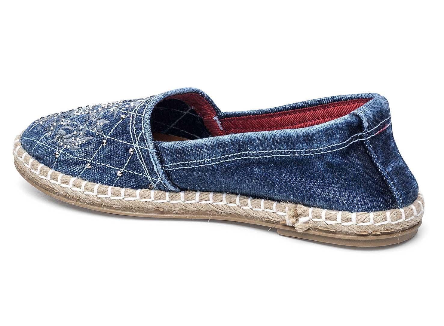 2d2a22f4e52f2 Jeansové riflové topánky dámske 40C-294. 40C294.jpg. 40C294.jpg;  40C294_b.jpg ...