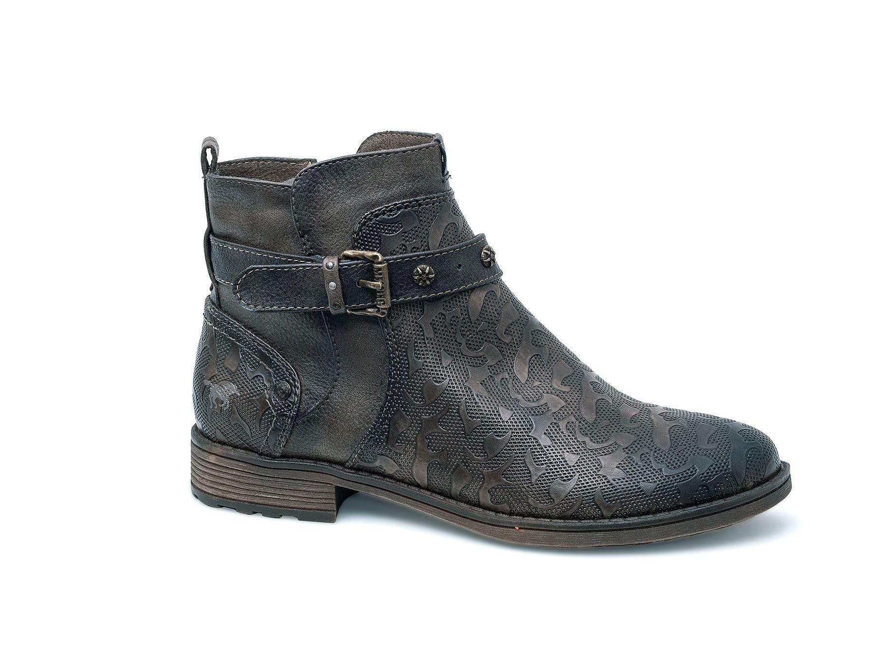 d52c95c6f Mustang botki, boots, stiefelette, polokozačky, polokozačky, čižmy nízke,  bottines, ...